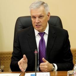 Руководитель Россельхознадзора Сергей ДАНКВЕРТ. Фото пресс-службы ведомства