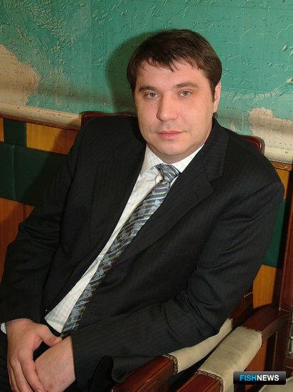 Генеральный директор ОАО «Дальрыба» Вячеслав Москальцов