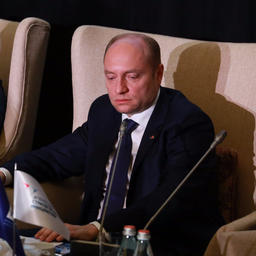 Министр по развитию Дальнего Востока Александр ГАЛУШКА. Фото Агентства стратегических инициатив