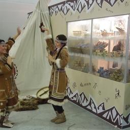 Экспозиции Камчатского края представлены на выставке «Золотая осень». Фото пресс-службы правительства региона