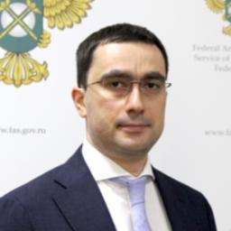 Замруководителя ФАС Рачик ПЕТРОСЯН. Фото пресс-службы ведомства