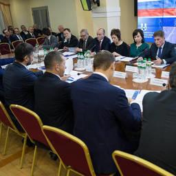 В Южно-Сахалинске прошло совещание по перспективам создания территорий опережающего развития в регионе. Фото пресс-службы правительства Сахалинской области