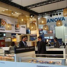 В этом году Seafood Expo Global собрала более 1800 компаний-участниц из 79 стран мира