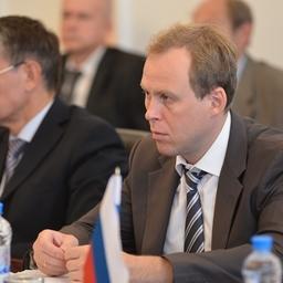 Заместитель руководителя Росрыболовства Василий СОКОЛОВ. Фото пресс-службы ФАР