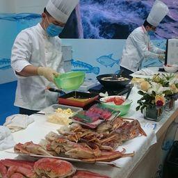 Российская рыба в Циндао: работа под «единым флагом»
