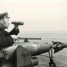 Капитан-гарпунер Петр ЗАРВА. Фото из личного архива Виктора Щербатюка
