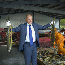 Андрей Крайний: «На Сахалине создана хорошая база по рыборазводным заводам»