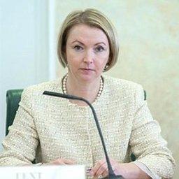 Заместитель председателя Комитета Совета Федерации по аграрно-продовольственной политике и природопользованию Ирина Гехт. Фото пресс-службы СФ
