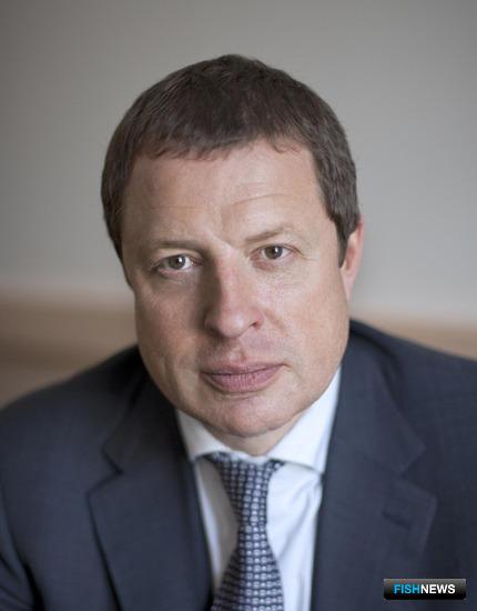Председатель правления Архангельского рыбакколхозсоюза Андрей ЗАИКА
