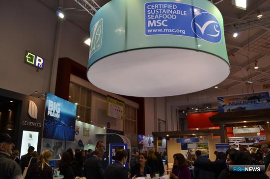 В столице Бельгии открылась Seafood Expo/Processing Global 2016 – крупнейшая выставка морепродуктов и оборудования для рыбопереработки