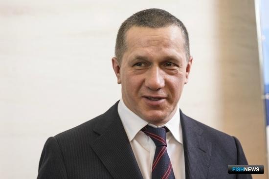 Заместитель председателя Правительства РФ – полпред президента в ДФО Юрий ТРУТНЕВ