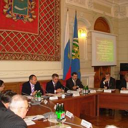 Каспий требует международных решений