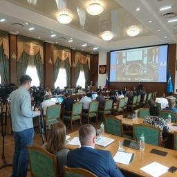 Конференция в Южно-Сахалинске, посвященная техническому регламенту «О безопасности рыбы и рыбной продукции» и электронному оформлению ветеринарно-сопроводительных документов