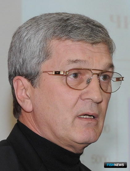 Председатель Союза рыбопромышленных предприятий и предпринимателей Камчатки Сергей Тимошенко