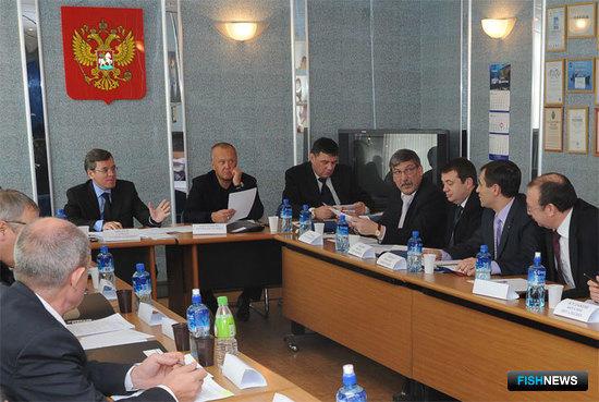 Члены АДМ активно дискутировали с представителями Пограничной службы