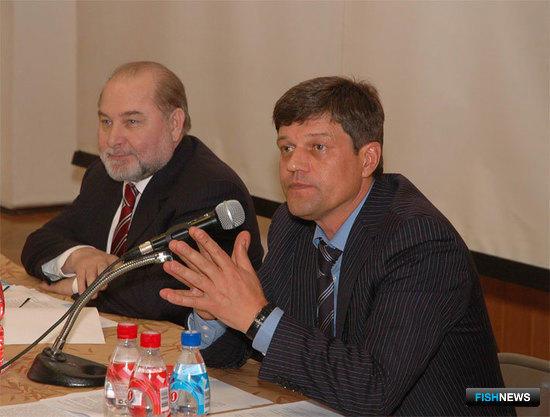 Лев БОЧАРОВ и Виктор РИСОВАНЫЙ