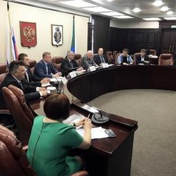 Лососевую путину обсудили на совещании в Хабаровском крае. Фото пресс-службы Амурского теруправления Росрыболовства