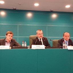 Пресс-конференция представителей ФАС «Борьба с картелями: основные итоги и планы на 2014 год»