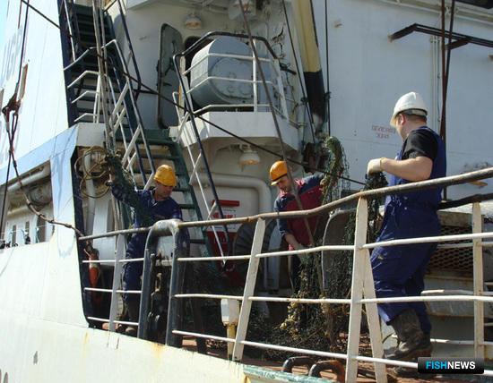 Подготовка специалистов для флота – задача федерального уровня