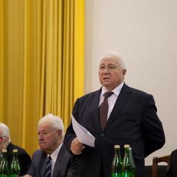 Председатель правления Росрыбхоза Василий ГЛУЩЕНКО