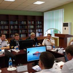 Всероссийская конференция по безопасности плавания рыбопромысловых судов прошла во Владивостоке