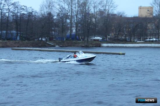Рыбоохрана Карелии получит новый катер