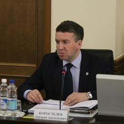 Министр экономического развития, предпринимательства и торговли Камчатки Дмитрий КОРОСТЕЛЕВ. Фото пресс-службы правительства региона