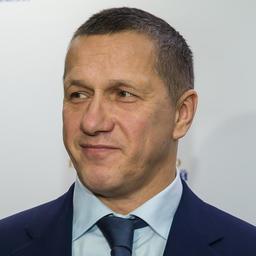 Вице-премьер – полномочный представитель президента в ДФО Юрий ТРУТНЕВ