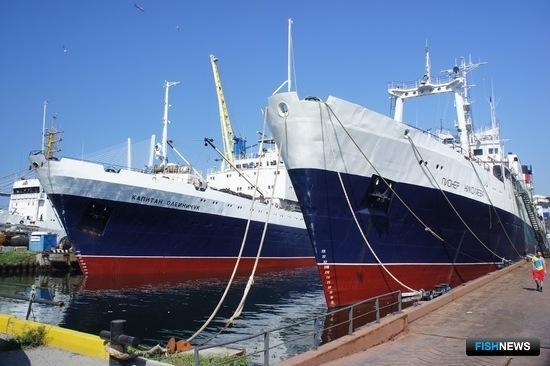 «Русская рыбопромышленная компания» продолжит инвестиции в обновление флота. Фото предоставлено пресс-службой РРПК