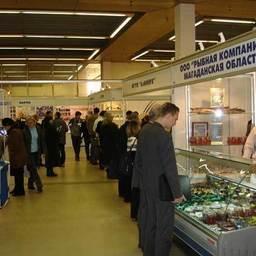 Международная выставка «РЫБПРОМЭКСПО 2006». Москва, ноябрь 2006 г.