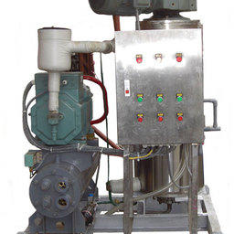 Установка для производства жидкого льда