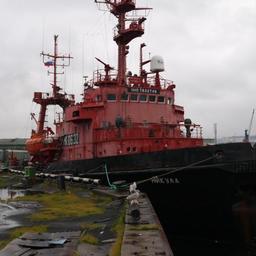 СМБ «Микула» – судно Северного экспедиционного отряда аварийно-спасательных работ Росрыболовства. Фото предоставлено ФГБУ «Северный ЭО АСР».
