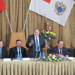 Торжественное собрание по случаю 90-летия ТИНРО-Центра прошло во Владивостоке