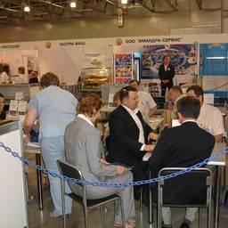 «Seafood Russia 2007». Москва, июнь 2007 г.