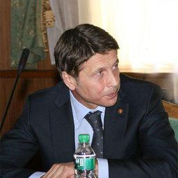 Вице-губернатор Сахалинской области Сергей ПОДОЛЯН