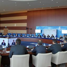 Министерство по развитию Дальнего Востока подвело итоги за прошлый год и первую половину 2014 г.