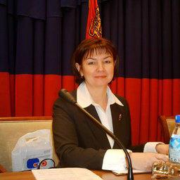 Председатель Общественного Совета предпринимателей Приморья Марина ШЕМИЛИНА