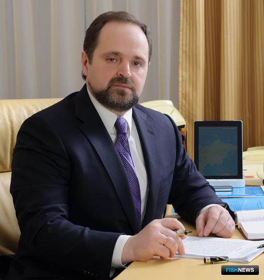 Министр природных ресурсов и экологии РФ Сергей ДОНСКОЙ. Фото пресс-службы Минприроды