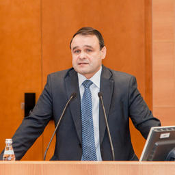 Заместитель начальника управления контроля строительства и природных ресурсов ФАС России Сергей ЮШКИН