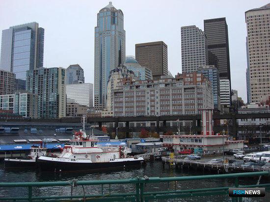 Ноябрь 2009 года, г. Сиэтл, США