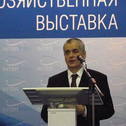 Руководитель Роспотребнадзора Геннадий Онищенко