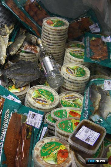 Международная рыбохозяйственная выставка InterFISH