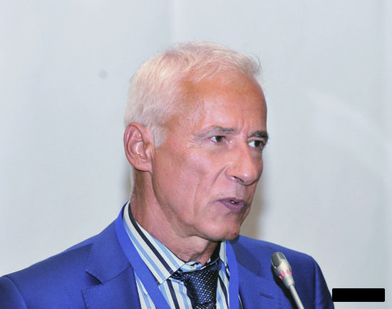 Заместитель руководителя Россельхознадзора Николай ВЛАСОВ