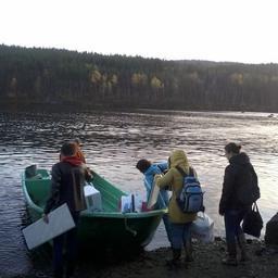 Студенты научились правильно фиксировать и готовить к транспортировке биологический материал. Фото пресс-центра МГТУ
