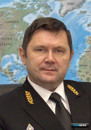 Валентин ЖУК, начальник ФГБОУ «Мурманский морской рыбопромышленный колледж им И.И. Месяцева»