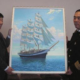 Дальрыбвтуз посетил директор Сингапурской морской академии