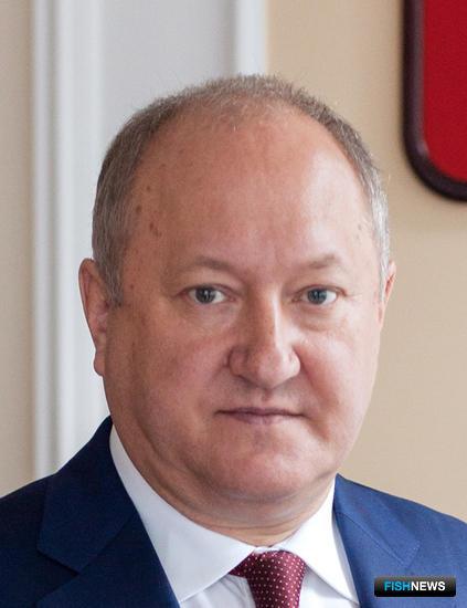 Врио губернатора Камчатского края Владимир ИЛЮХИН
