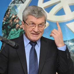 Сергей ТИМОШЕНКО, председатель Союза рыбопромышленников и предпринимателей Камчатки