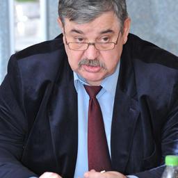 Первый вице-президент ассоциации Александр ВАСЬКОВ