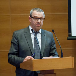 Исполнительный директор Всероссийской ассоциации рыбохозяйственных предприятий, предпринимателей и экспортеров Игорь КАРПМАН
